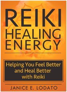 Giveaway of Janice Lodato's book Reiki Healing Energy