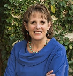 Head and shoulders bio photo for Carol Miller