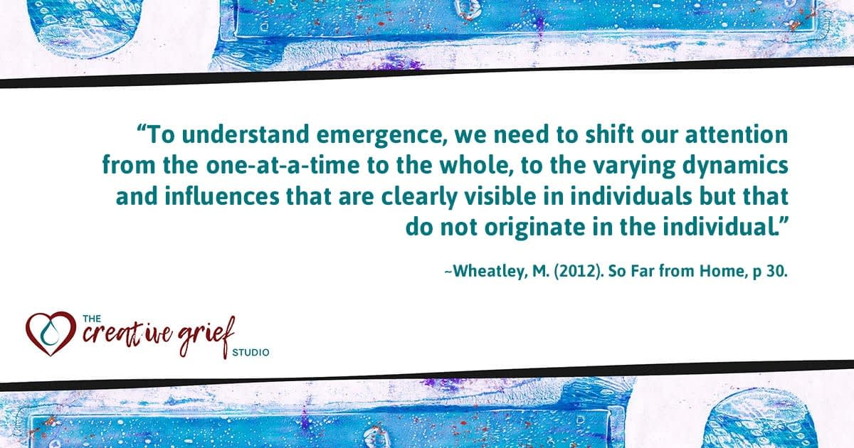 Wheatley So Far From Home Quote