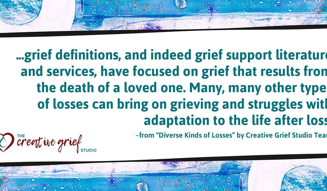 Expanding grief definitions