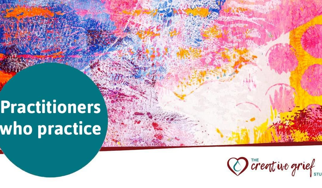 Grief support practitioners who practice